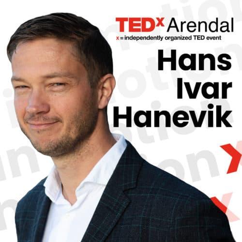 Dr. Hans Ivar Hanevik